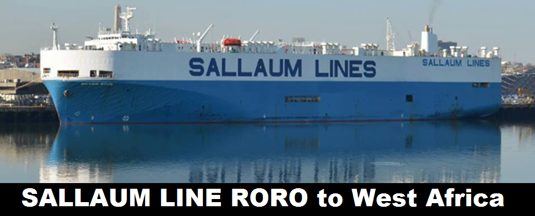 Ghanem Forwarding LLC - RORO Schedules updated daily - check out the